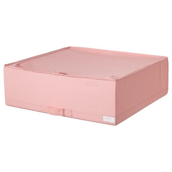 """STUK storage case pink 21 ¾ """" 20 """" 7 """""""