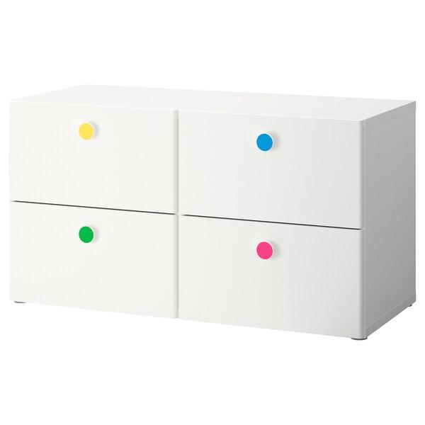 IKEA STUVA / FÖLJA 4-drawer dresser