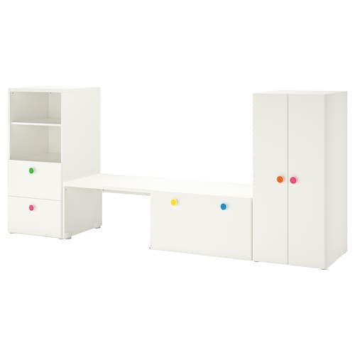 IKEA STUVA / FÖLJA Storage combination with bench