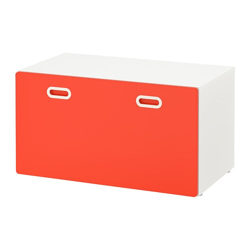 STUVA / FRITIDS Bench With Toy Storage