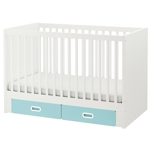 IKEA STUVA / FRITIDS Crib with drawers