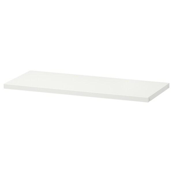 """STUVA GRUNDLIG shelf white 22 """" 10 1/4 """""""