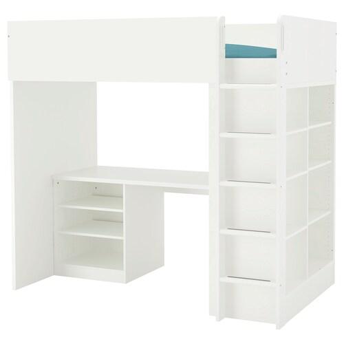IKEA STUVA Loft bed combo w 2 shlvs/3 shlvs