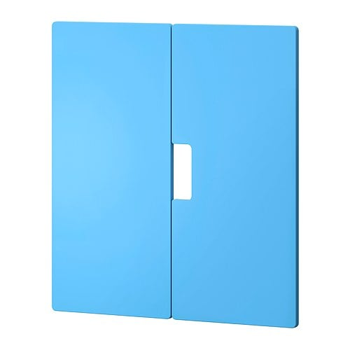 STUVA MÅLAD Door IKEA Doors with integrated damper for silent and soft closing.