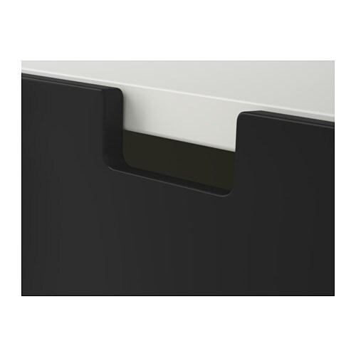 STUVA Storage Bench   White/black   IKEA