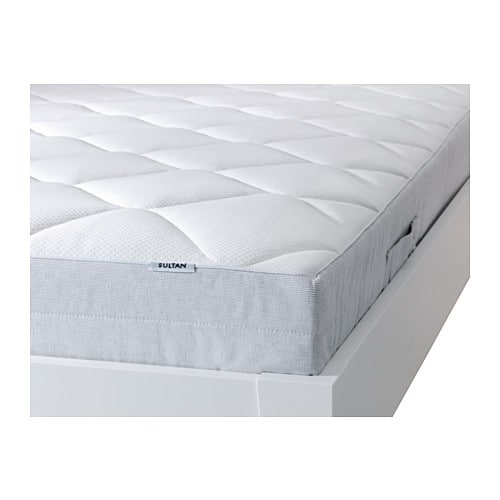 "For Sale Queen 4"" Latex Mattress Pad Topper 100% Natural ErgoSoft Latex, Medium Soft Density"
