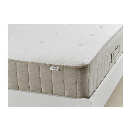 Sultan Heggedal Natural Material Spring Mattress Full Ikea