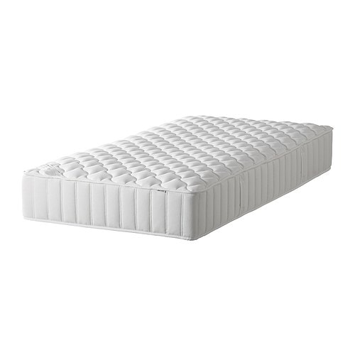 SULTAN HOGLA Active response coil mattress Twin IKEA