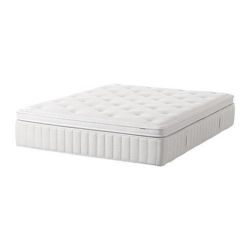 SULTAN HULTSVIK Memory foam pillowtop mattress IKEA