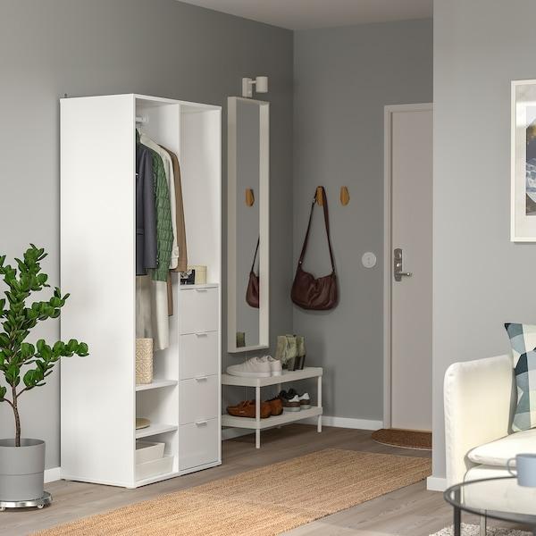 IKEA SUNDLANDET Open wardrobe
