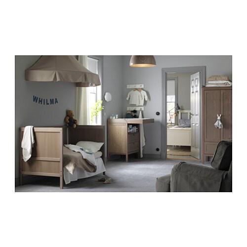 Kinderbett ikea sundvik  SUNDVIK Crib - IKEA