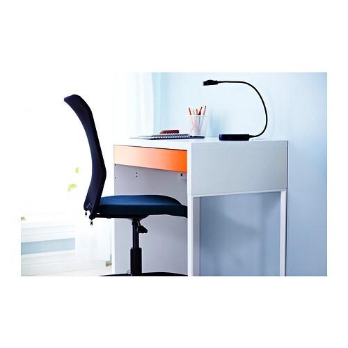 ikea desk lamp light lighting solar energy panel new ebay. Black Bedroom Furniture Sets. Home Design Ideas