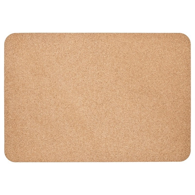 "SUSIG desk pad cork 17 ¾ "" 25 ½ """