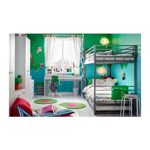 svrta bunk bed frame ikea