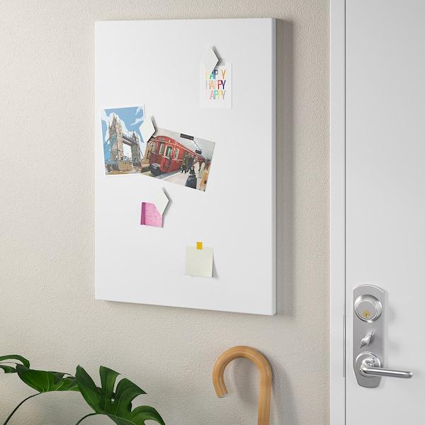 """SVENSÅS Memo board, white, 15 ¾x23 ½ """""""
