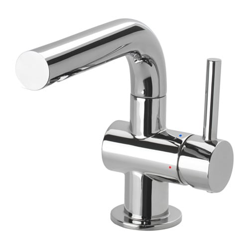 SVENSKÄR Bath faucet with strainer - IKEA