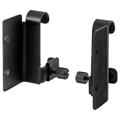 SYMFONISK Speaker hook, black