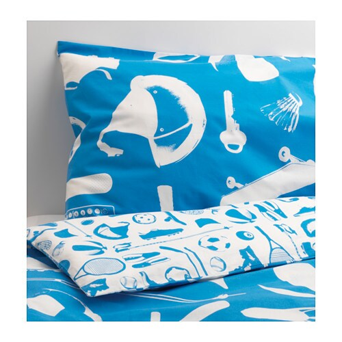 TALANGFULL Duvet cover and pillowcase(s) IKEA