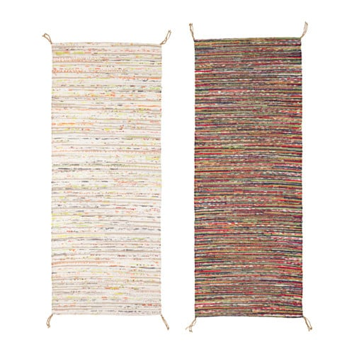 TÅNUM Rug, flatwoven IKEA Handwoven by skilled craftspeople, and therefore unique.