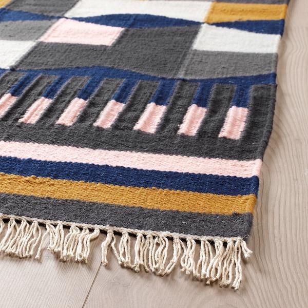 "TÅRBÄK Rug, flatwoven, handmade/multicolor, 5 ' 7 ""x7 ' 10 """