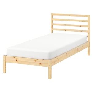Slatted bed base: Lönset.