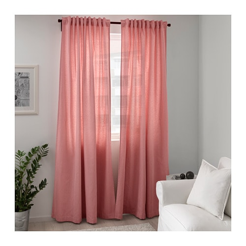 TIBAST Curtains, 1 pair - IKEA