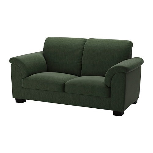 tidafors loveseat hensta green ikea. Black Bedroom Furniture Sets. Home Design Ideas