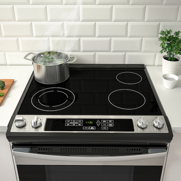 Ceramic Cooktop Stainless Steel