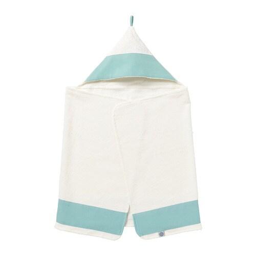 913e501a5f9a TILLGIVEN Baby towel with hood - IKEA