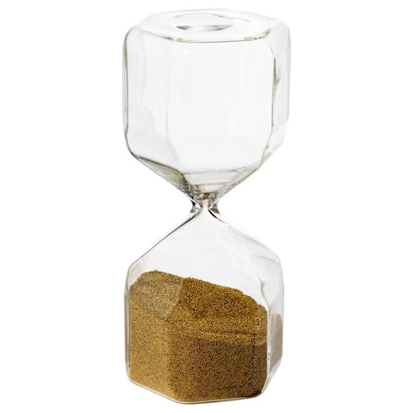 IKEA TILLSYN Decorative hourglass