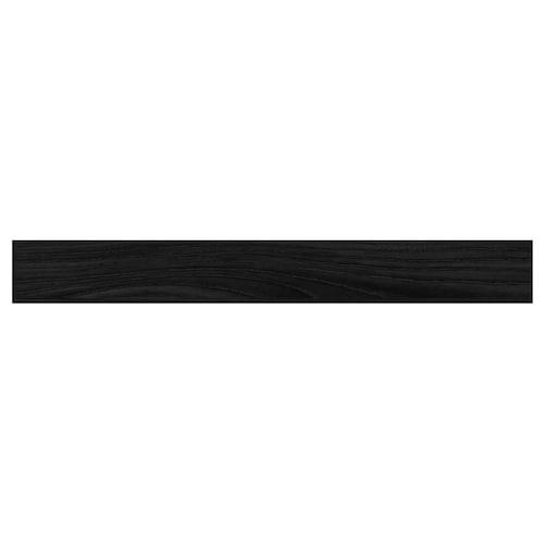 "TINGSRYD drawer front wood effect black 35 7/8 "" 5 "" 36 "" 4 7/8 "" 5/8 """