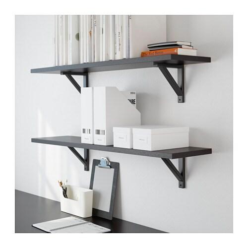 TJENA Box With Lid   Black   IKEA