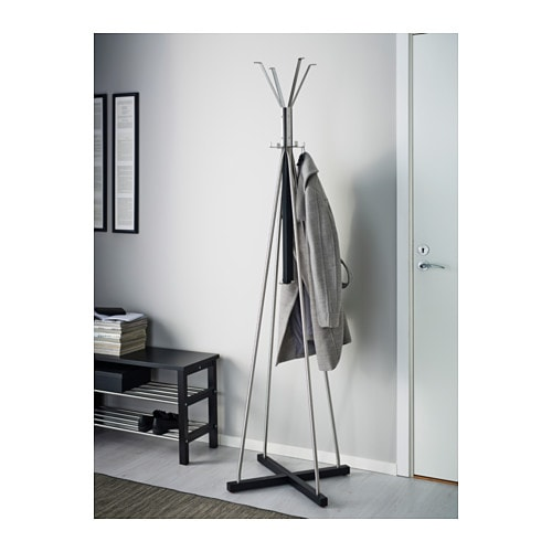 TJUSIG Hat And Coat Stand IKEA Custom Moose Coat Rack Ikea