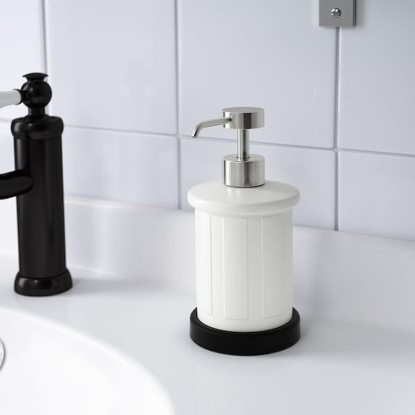 TOFTAN Soap dispenser, white