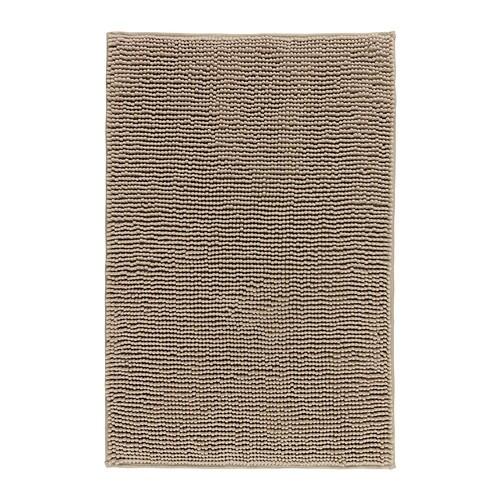 TOFTBO Bath mat, beige
