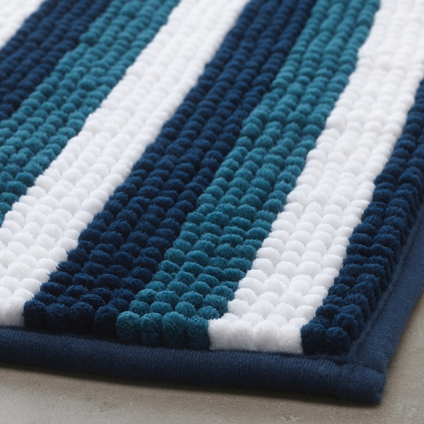 "TOFTBO bath mat multicolor 32 "" 20 "" 4.31 sq feet 4.62 oz/sq ft"
