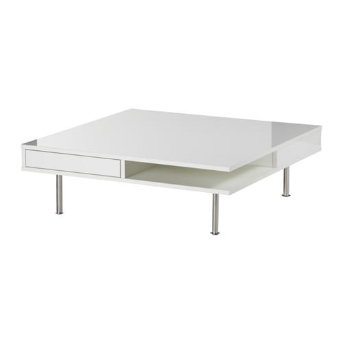 Tofteryd Coffee Table High Gloss White Ikea