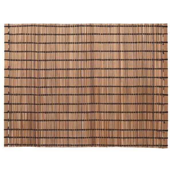 """TOGA Place mat, bamboo, 14x18 """""""