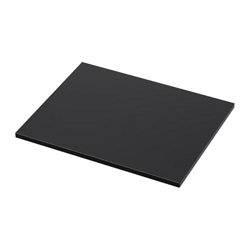 TOLKEN Countertop, anthracite anthracite 24 3/8x19 1/4