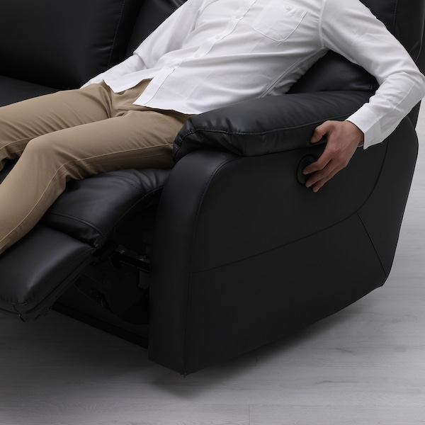 Adjule Seat Back Kimstad Black