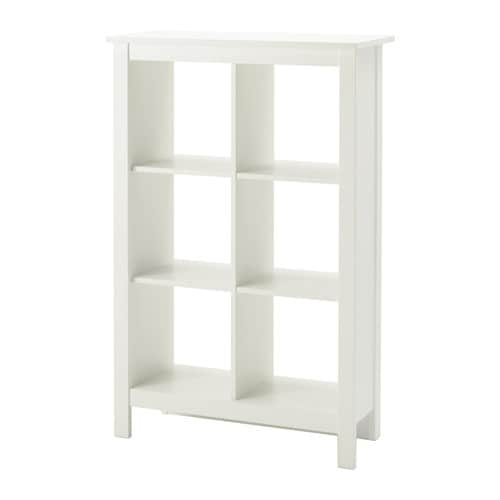 TOMNÄS Shelf unit  white  IKEA