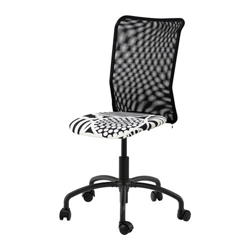 TORBJÖRN Swivel chair IKEA You sit comfortably since the chair is adjustable in height.