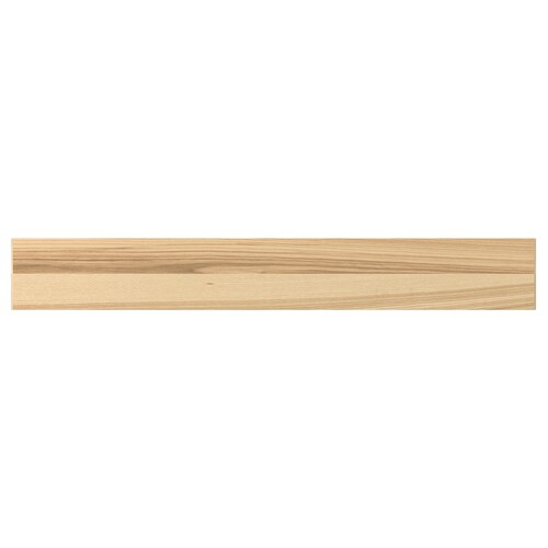 "TORHAMN drawer front natural ash 35 7/8 "" 5 "" 36 "" 4 7/8 "" 3/4 """