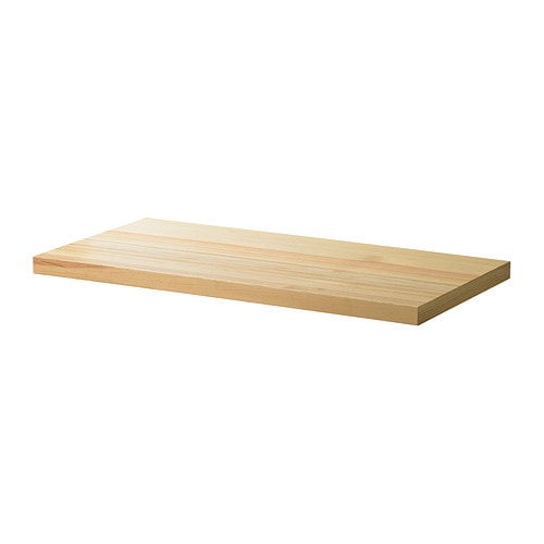 Tornliden table top pine veneer 47 1 4x23 5 8 ikea for Table en pin ikea