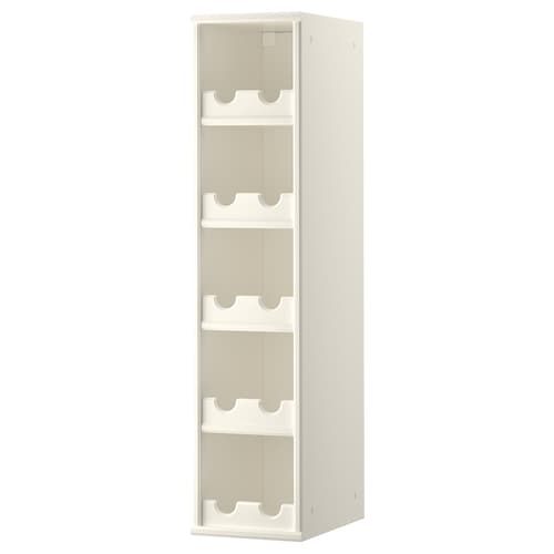 Tornviken Open Cabinet Off White
