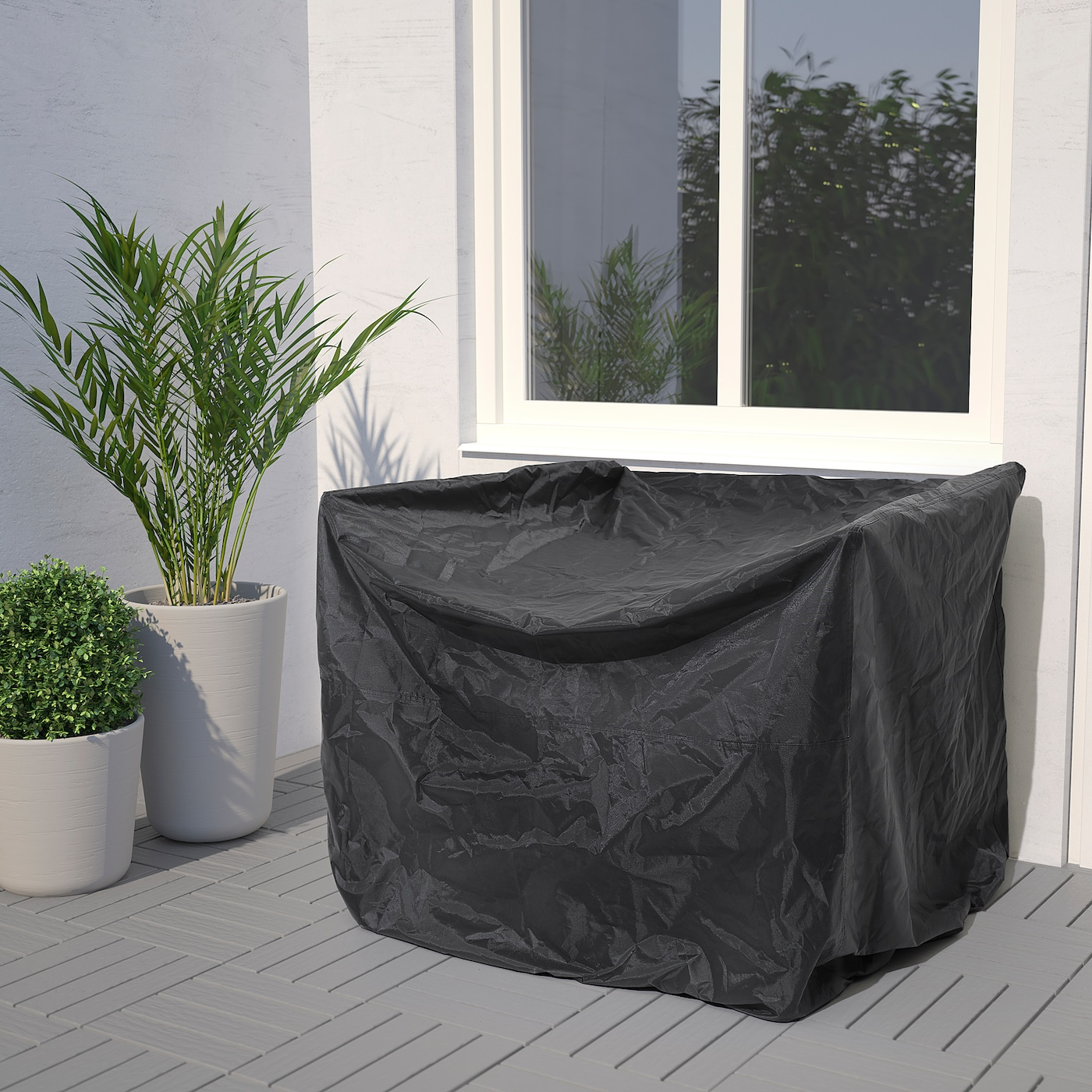 003.050.63,New in Bag IKEA TOSTERO COVER FOR GRILL,BLACK 28 3//8 x 20/""