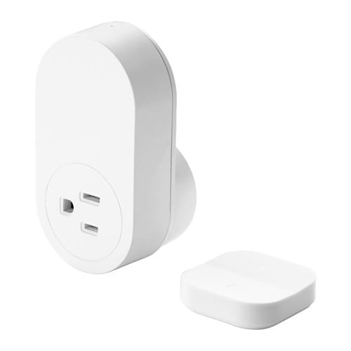 Trådfri Control Outlet Kit Ikea