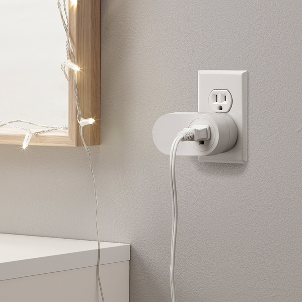 """TRÅDFRI wireless control outlet 3 7/8 """" 2 1/8 """" 2 1/2 """""""