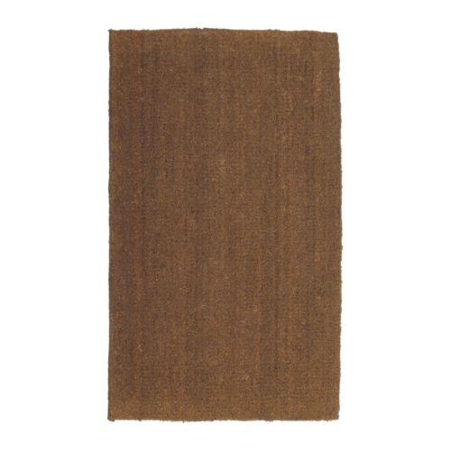 TRAMPA Door mat, natural