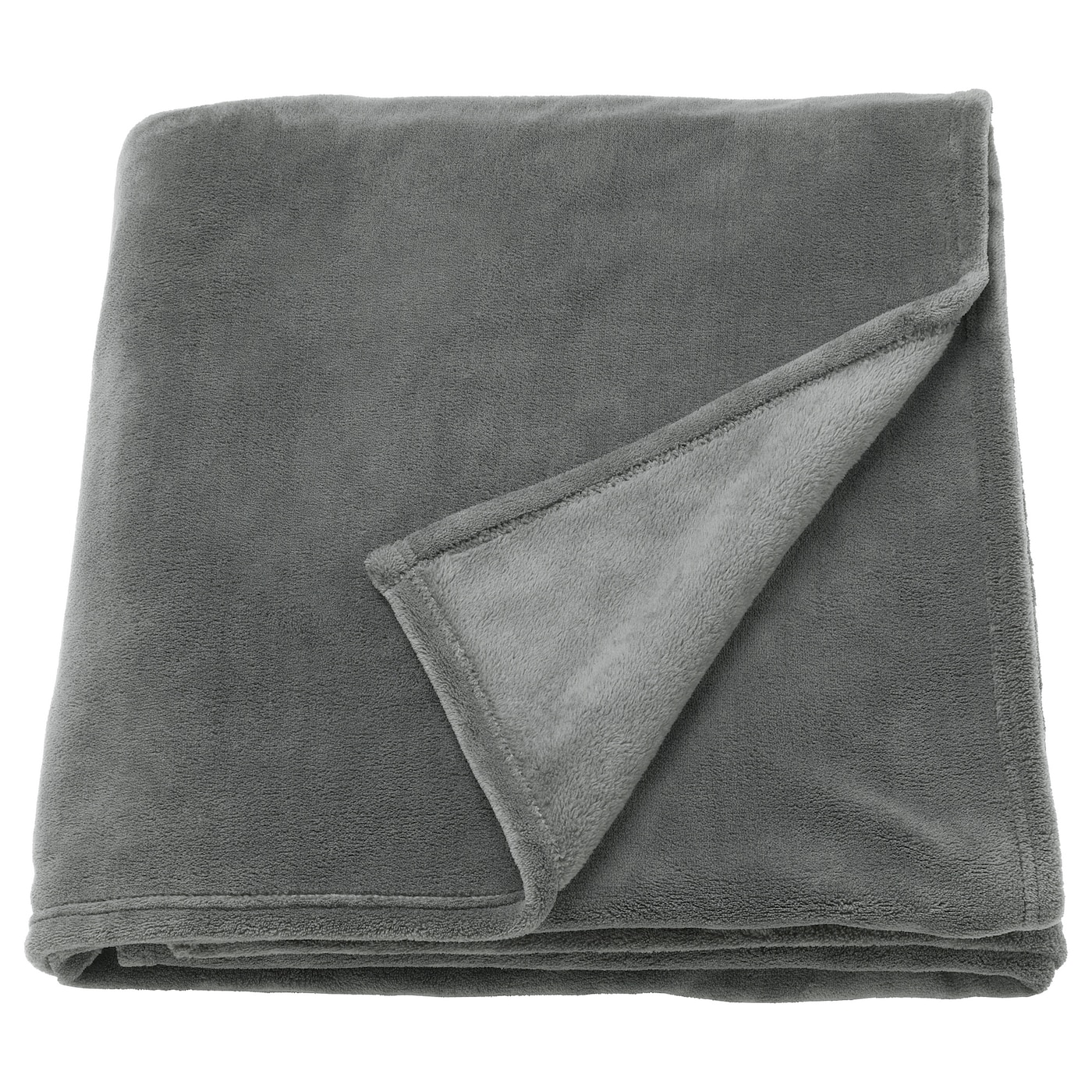 TRATTVIVA Bedspread - gray - IKEA
